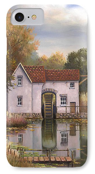 The Old Mill Phone Case by Sean Conlon