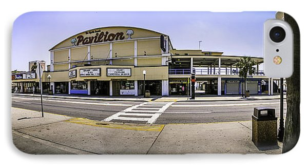 The Old Myrtle Beach Pavilion IPhone Case by David Smith