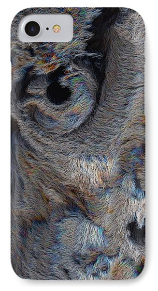 The Old Owl That Watches IPhone Case