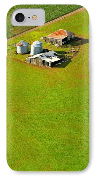 The Old Place IPhone Case by Jerry Sodorff
