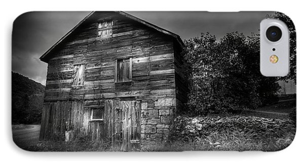 IPhone Case featuring the photograph The Old Place by Marvin Spates
