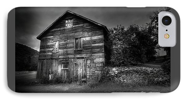 The Old Place IPhone Case by Marvin Spates