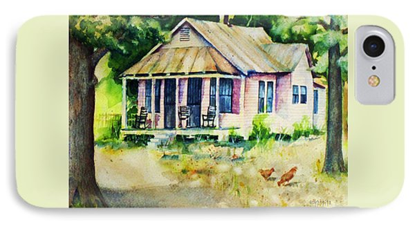 The Old Place IPhone Case by Rebecca Korpita