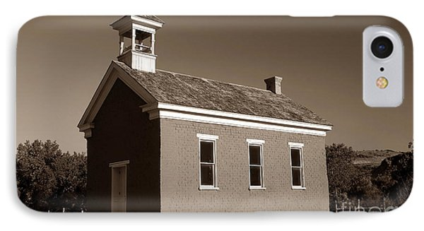 The Old Schoolhouse Phone Case by David Lee Thompson