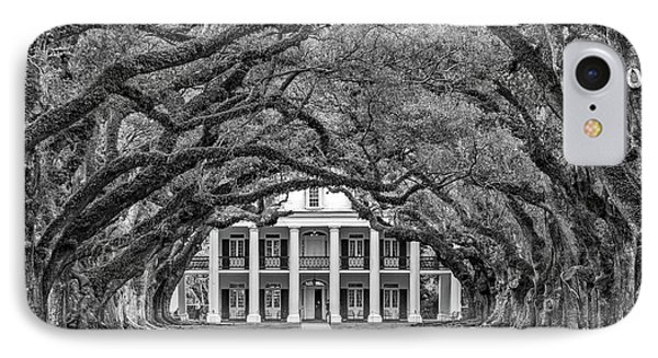 The Old South Bw IPhone Case by Steve Harrington