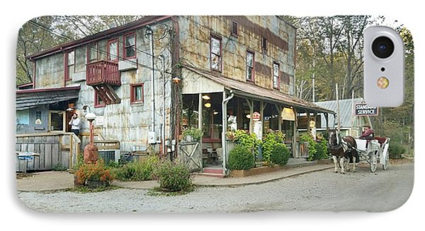 The Old Story Inn 1851 Nashville Indiana - Original IPhone Case