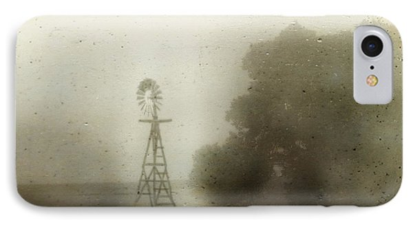 The Old Windmill IPhone Case by Jill Smith