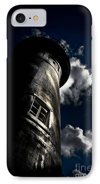 The Old Windmill IPhone Case