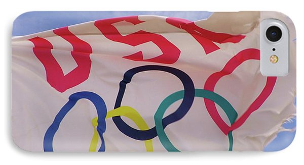 The Olympic Flag IPhone Case