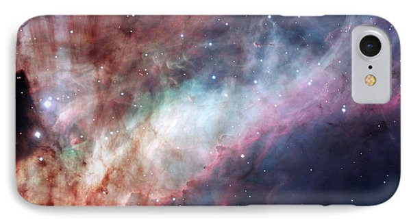 IPhone Case featuring the photograph The Omega Nebula by Eso