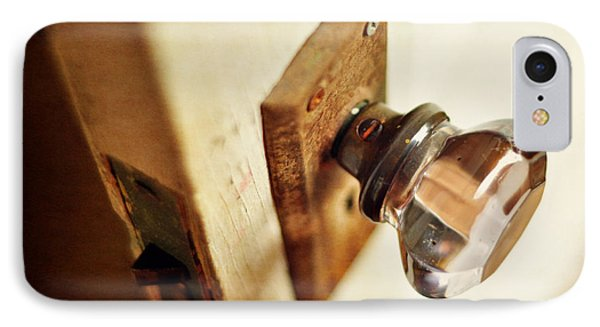 The Open Door IPhone Case by Rebecca Sherman