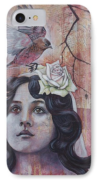 The Oracle Phone Case by Sheri Howe