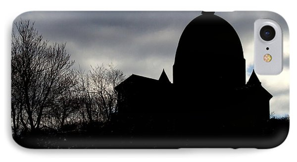 The Oratory - Silhouette IPhone Case