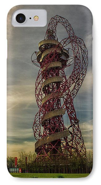 The Orbit London IPhone Case by Martin Newman
