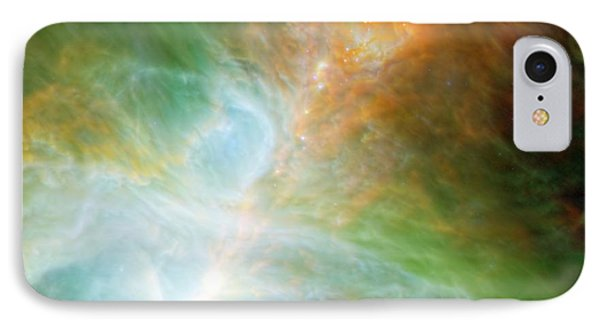 The Orion Nebula  IPhone Case by American School