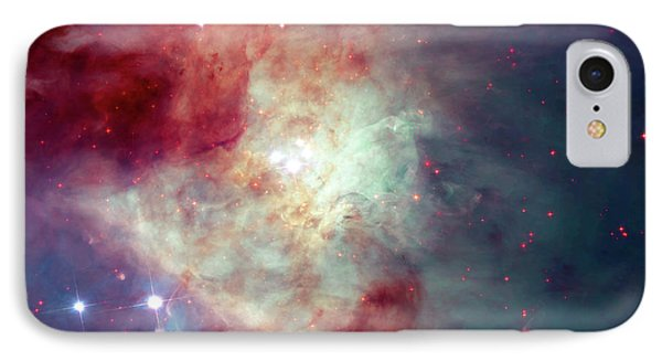 IPhone Case featuring the photograph The Orion Nebula #3 by Nasa