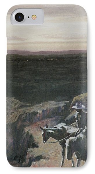 The Overlook Phone Case by Mia DeLode