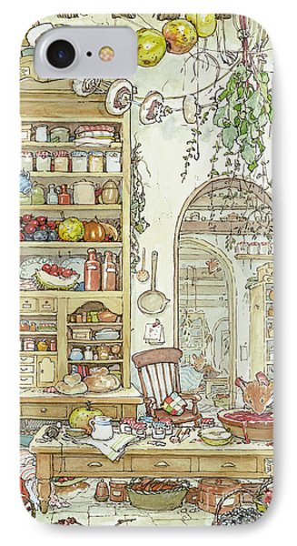 The Palace Kitchen IPhone Case by Brambly Hedge