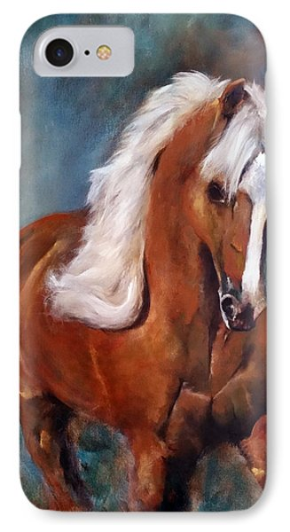 The Palomino 2 IPhone Case by Barbie Batson