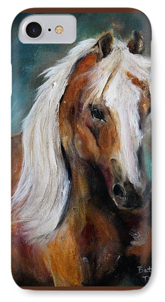 The Palomino I IPhone Case by Barbie Batson
