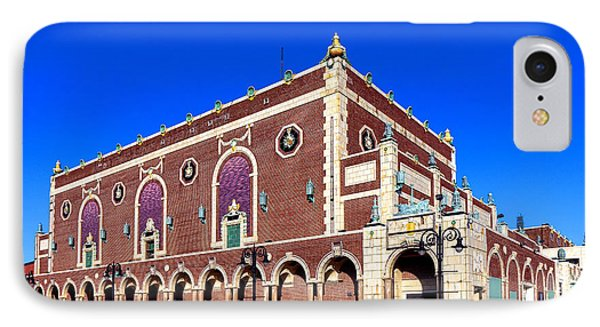 The Paramount Theater In Asbury Park IPhone Case
