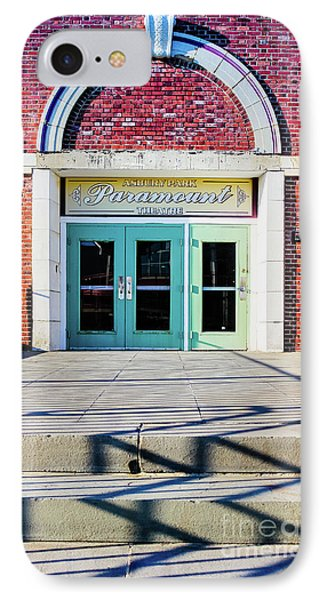 IPhone Case featuring the photograph The Paramount Theatre by Colleen Kammerer