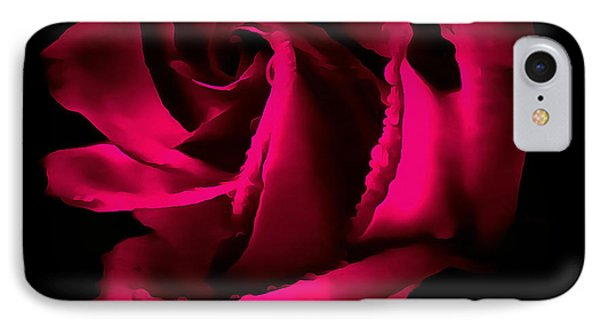The Passion IPhone Case by Krissy Katsimbras