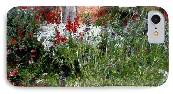 The Passion Of Summer Phone Case by RC DeWinter