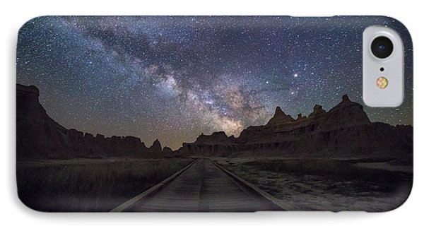 The Path IPhone Case by Aaron J Groen