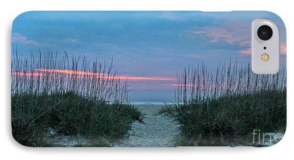 The Path IPhone Case by LeeAnn Kendall