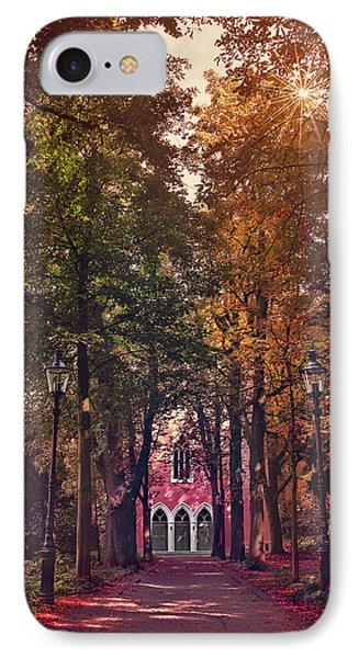 The Path Less Traveled IPhone Case