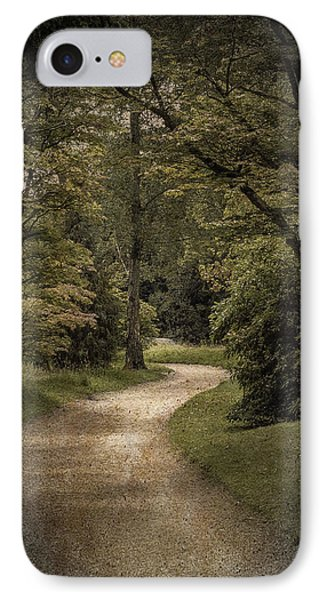 IPhone Case featuring the photograph The Path by Ryan Photography