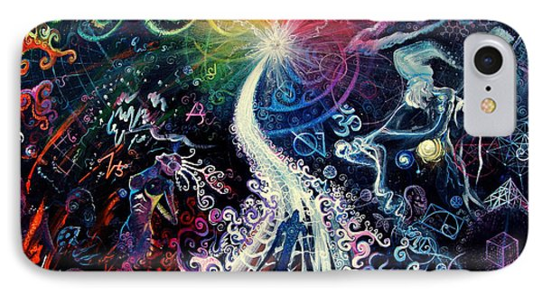 The Path To Enlightenment IPhone Case by Steve Griffith