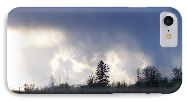 The Pending Storm Phone Case by Laurie Kidd