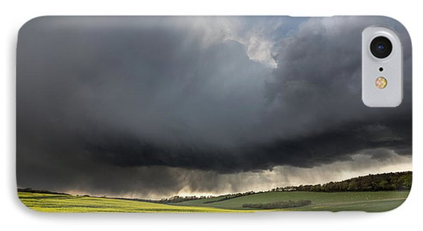 The Perfect Storm IPhone Case by Ian Hufton