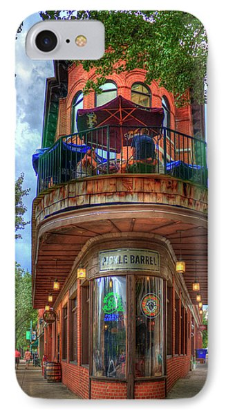 The Pickle Barrel Chattanooga Tn IPhone Case by Reid Callaway
