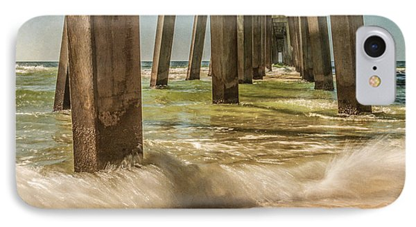 The Pier Phone Case by Phillip Burrow