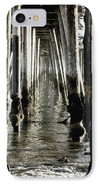 The Pier IPhone Case by Priscilla Huber