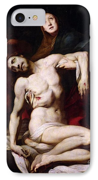 The Pieta IPhone Case by Daniele Crespi