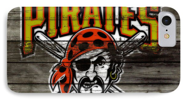 The Pittsburgh Pirates IPhone Case by Brian Reaves