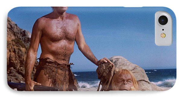 The Planet Of The Apes 1968 IPhone Case