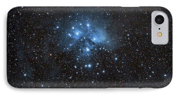 The Pleiades, Also Known As The Seven Phone Case by John Davis