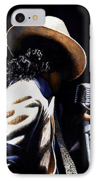 The Pop King IPhone Case by Emerico Imre Toth