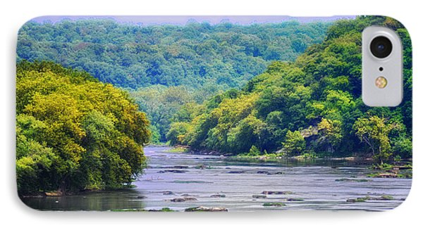 The Potomac Phone Case by Bill Cannon