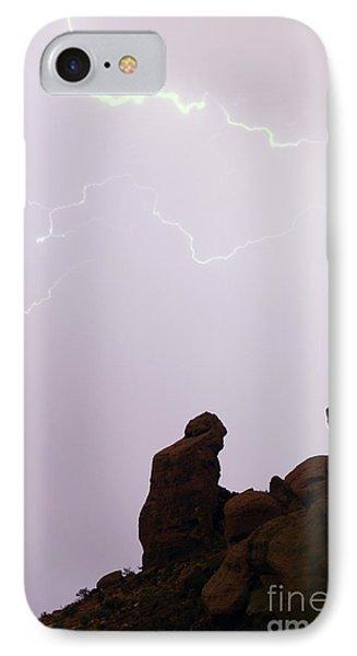 The Praying Monk Phoenix Arizona Phone Case by James BO  Insogna