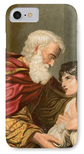 The Prodigal Son IPhone Case by Lionello Spada