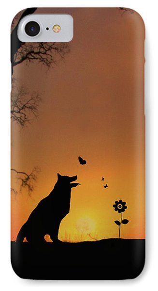 The Promise Of  Spring IPhone Case by Stephanie Laird