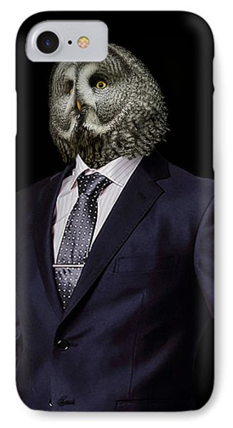 The Prosecutor IPhone Case by Paul Neville