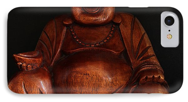 The Protector Of Wealth Phone Case by Nancy Harrison