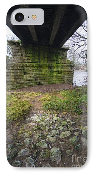 The Railway Bridge IPhone Case by Nichola Denny